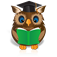 smart_owl_reading_book_1600_clr_15127