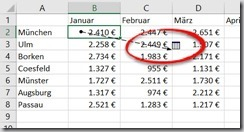 Excel – Spur zumNachfolger