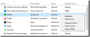 Windows–AutoStart